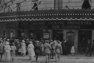Eastman Theatre Opening Day - Sept. 4, 1922