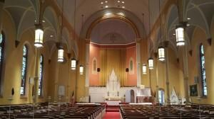 Trinity Lutheran in Kingston NY