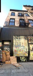 Steve Reich's loft at 423 Broadway, NYC, September 23, 2016. Photo: Bonnie Sheckter.